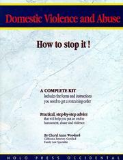 Domestic violence and abuse PDF