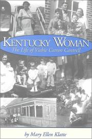 Kentucky woman by Mary Ellen Klatte