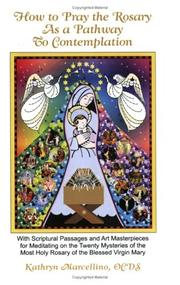 How to Pray the Rosary as a Pathway to Contemplation PDF