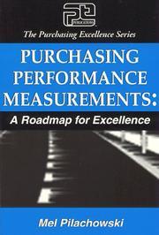 Purchasing performance measurements PDF