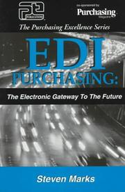 EDI Purchasing by Steven Marks