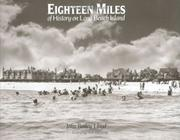 Eighteen miles of history on Long Beach Island PDF