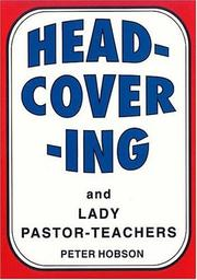Head-Covering and Lady Pastor-Teachers PDF