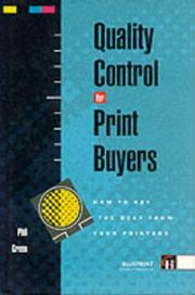 Quality control for print buyers PDF