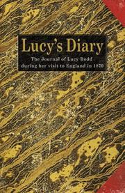 Lucy's Diary PDF