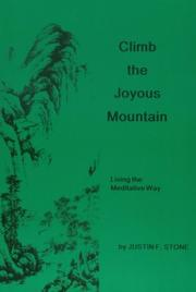 Climb the Joyous Mountain PDF