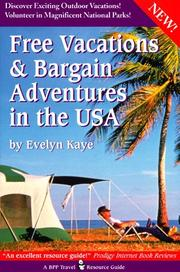 Free vacations & bargain adventures in the USA PDF