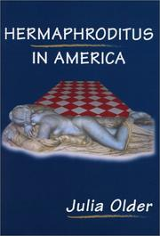Hermaphroditus in America by Julia Older