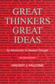 Great thinkers, great ideas PDF
