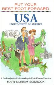 United States of America by Mary Murray Bosrock