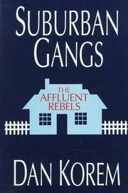 Suburban Gangs PDF