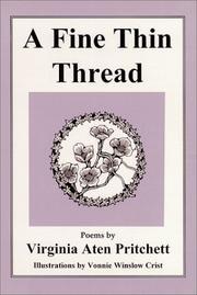 A fine thin thread