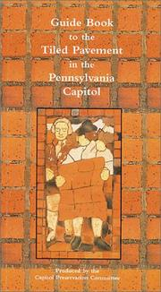 Guide book to the tiled pavement in the capitol of Pennsylvania by Henry Chapman Mercer