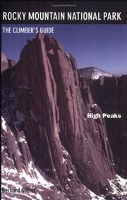 Rocky Mountain National Park: High Peaks PDF