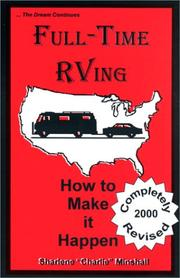 Full-time RVing by Sharlene Minshall