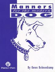 Manners for the Modern Dog PDF