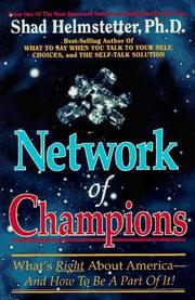 Network of Champions by Shad Helmstetter