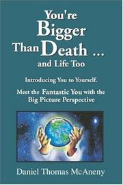 You're Bigger Than Death . . .and Life Too PDF