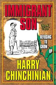 Immigrant Son by Harry Chinchinian