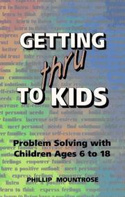 Getting thru to kids