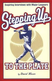 Stepping Up to the Plate PDF
