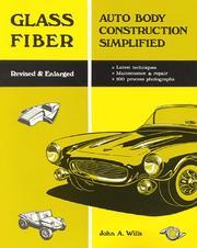 Glass Fiber Auto Body Construction Simplified PDF