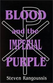 Blood and the Imperial Purple PDF