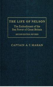 The life of Nelson by Mahan, A. T.
