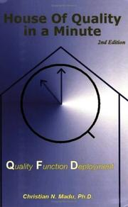 House of Quality (QFD) in a Minute PDF