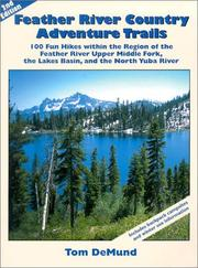 Feather River Country Adventure Trails PDF