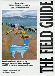 Secrets of the Andean alpaca by Maggie Krieger