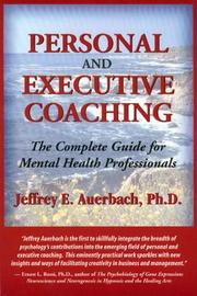 Personal and Executive Coaching PDF