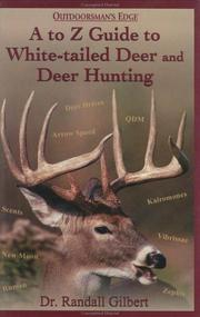 A to Z guide to white-tailed deer and deer hunting PDF