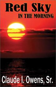 Red Sky in the Morning PDF