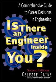 Is there an engineer inside you? PDF