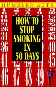 How to Stop Smoking in 50 Days PDF