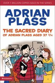 The sacred diary of Adrian Plass (aged 37 3/4) PDF
