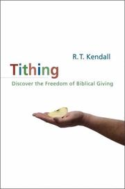 Tithing, a call to serious, Biblical giving PDF