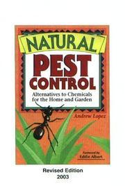 Natural Pest Control PDF