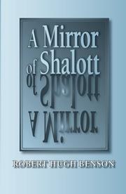 A mirror of Shalott PDF