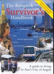 The Bangkok survivor&#39;s handbook by Robert Hein