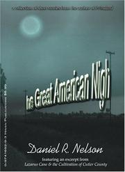 The Great American Night PDF