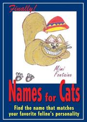 Finally! Names for Cats PDF