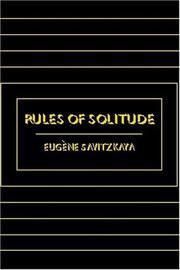 Rules of solitude PDF