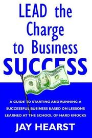 Lead The Charge To Business Success PDF