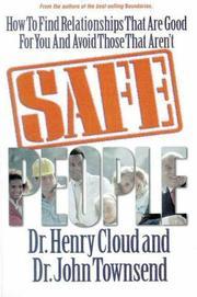 Safe People PDF