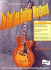 The Guy Lee Guitar Method PDF