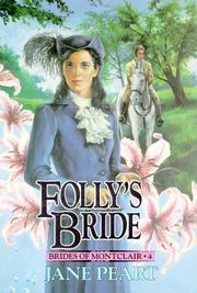 Folly's bride by Jane Peart