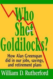 Who shot Goldilocks? by Rutherford, William