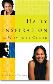 Daily Inspiration for Women of Color PDF